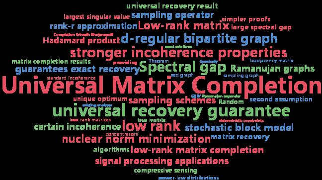 Icml beijing universal matrix completion pdf fandeluxe Images